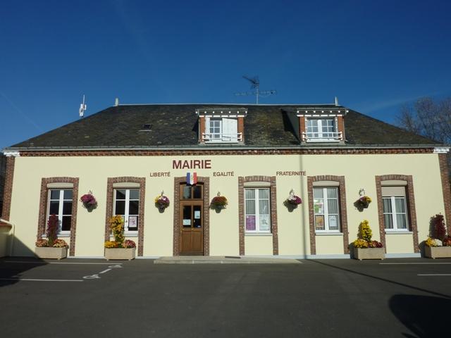 Mairie de Bonville Gellainville